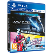 Raw Data and Sprint Vector Double Pack PS4 Game (PSVR Required)