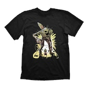 Dark Souls 3 - Mighty Goliath Big Boss Men's Medium T-Shirt - Black