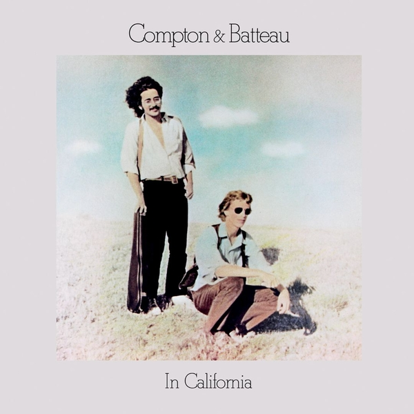 Compton & Batteau ‎– In California Vinyl