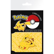 Pokemon Resting Pikachu Card Holder