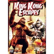 King Kong Escapes DVD