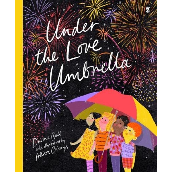 Under the Love Umbrella how one teen innovator is changing the world 2018 Paperback / softback