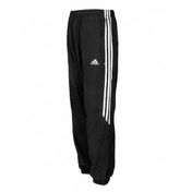 Adidas Samson Woven Tracksuit Bottoms Black Small Black
