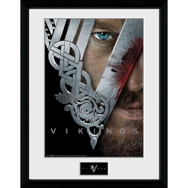 Vikings Keyart Collector Print