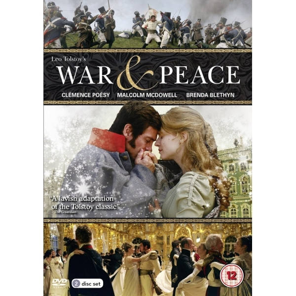 War and Peace 2014 DVD