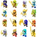 Treasure X Ninja Gold Hunters Figure (1 At Random) - Image 2