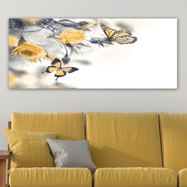 YTY457121_50120 Multicolor Decorative Canvas Painting