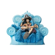 Monkey D Luffy 20th Anniversary (One Piece) Bandai Tamashii Nations Figuarts Figure