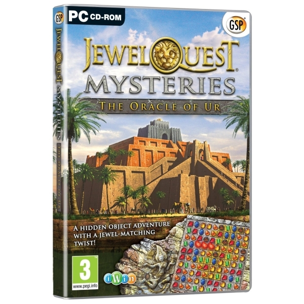 Jewel Quest Mysteries The Oracle of Ur Game PC