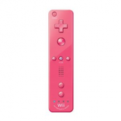 Official Nintendo Wii Remote Plus Control In Pink Wii & Wii U