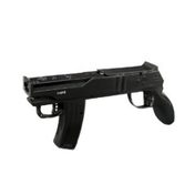 Logic3 Sports Gun Black Wii