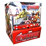 Age Of Ultron Marvel Heroclix Movie Gravity Feed - 24 Packs