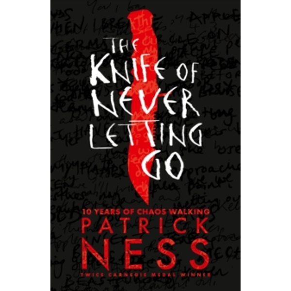 The Knife of Never Letting Go (Paperback, 2018)