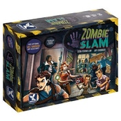 Zombie Slam Card Game