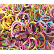 Friendship Loom Refills Stripes 300 Pack