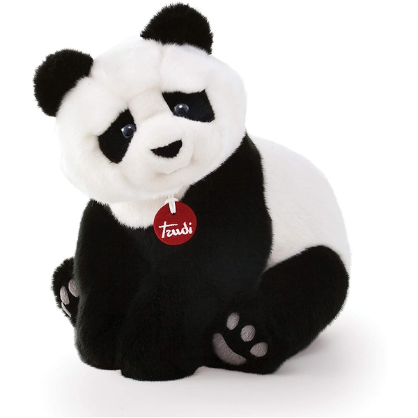 Panda Kevin (Trudi) Medium Plush