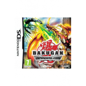 Bakugan Battle Brawlers Defender of the Core Game DS