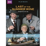 Last Of The Summer Wine Series 21 & 22 DVD