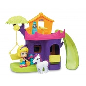 Vtech Flipses Eva's Tree House and Vet Centre