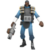 Team Fortress 2 - 7 Inch Deluxe Action Figure Series 1 - Blu Demoman