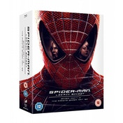 Spider-Man Legacy Limited Edition Blu-ray