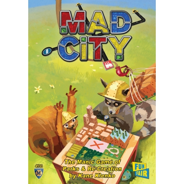 Mad City Game