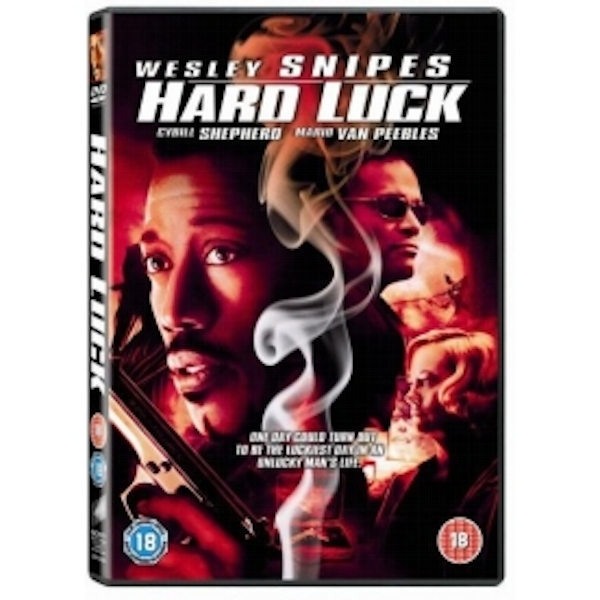 Hard Luck DVD