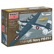 Minicraft Models US Navy PB4Y-1 With 2 marking options