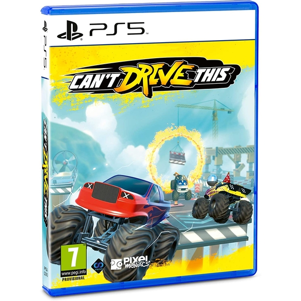 Can't Drive This PS5 Game