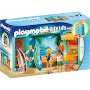 Playmobil Surf Shop Play Box