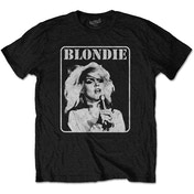 Blondie - Presente Poster Men's XX-Large T-Shirt - Black