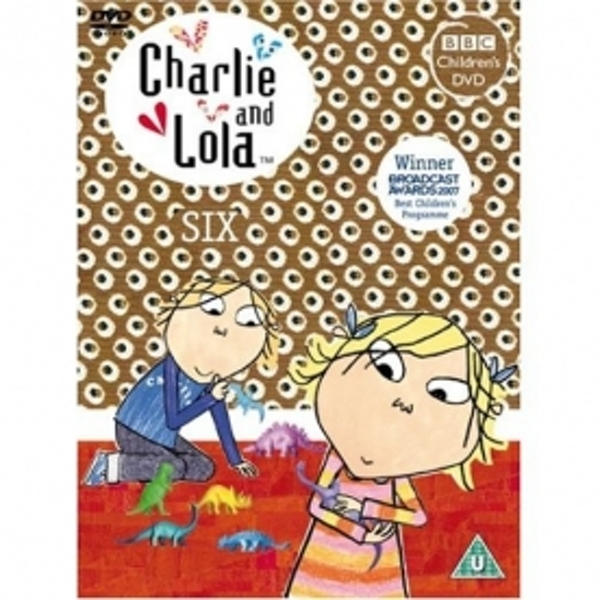 Charlie And Lola Vol 6 DVD
