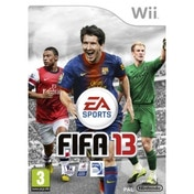 FIFA 13 Game Wii
