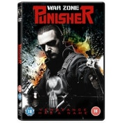 The Punisher 2 War Zone DVD