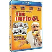 The Infidel Blu-ray