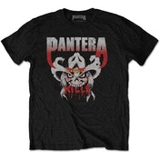Pantera - Kills Tour 1990 Men's XX-Large T-Shirt - Black