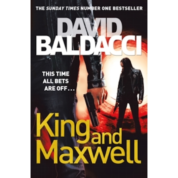 King and Maxwell by David Baldacci (Paperback, 2014)