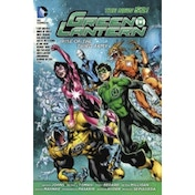 Green Lantern: Rise of the Third Army HC (The New 52)