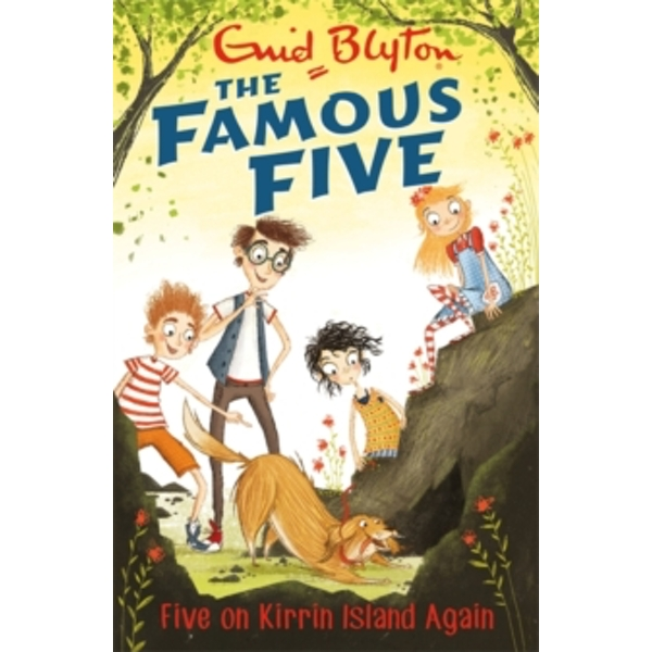 Famous Five: Five On Kirrin Island Again : Book 6