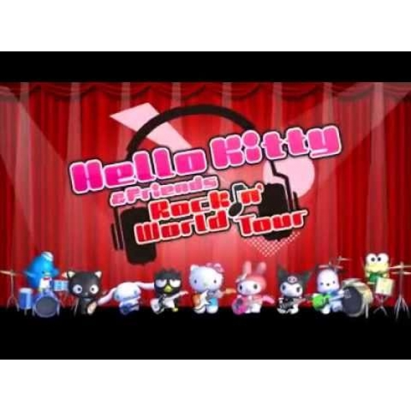 Hello Kitty And Friends Rocking World 3DS Game - Image 3