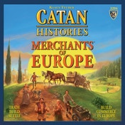 Catan Histories Merchants of Europe Board Game