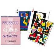 Prosecco Collectors Playing Cards