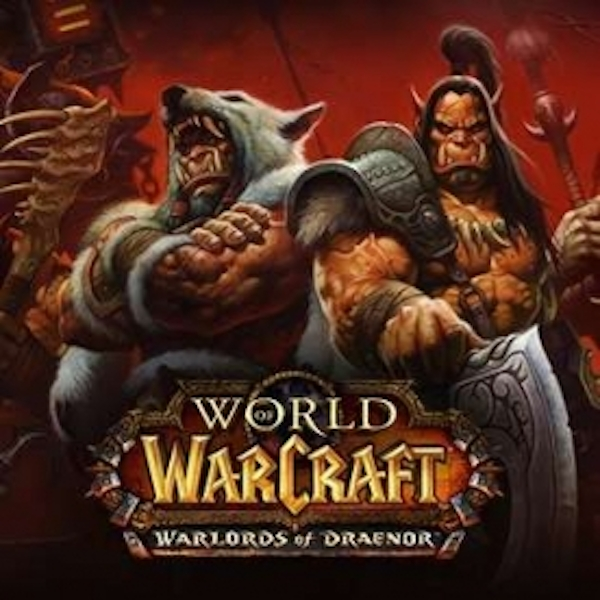 World Of Warcraft Warlords Of Draenor Expansion PC CD Key Download for Battle