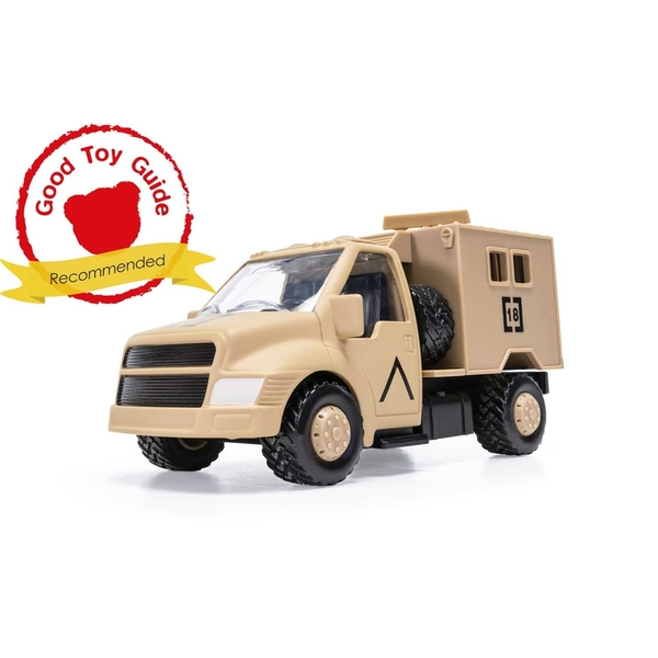 Military Radar Truck UK Chunkies Corgi Diecast Toy