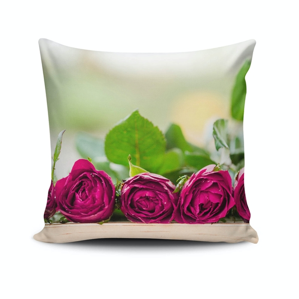 NKLF-246 Multicolor Cushion Cover