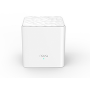 Tenda Nova MW3 Whole Home Wi-Fi Mesh Router System - 1 Pack UK Plug