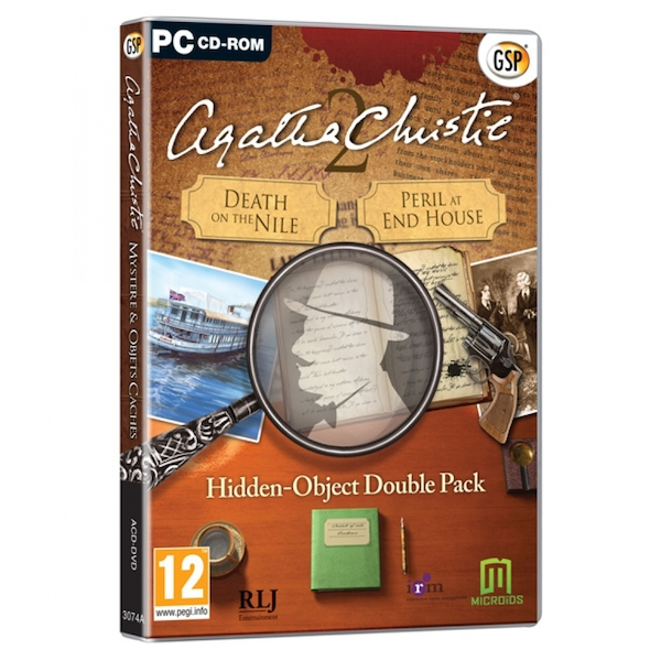 Avanquest Agatha Christie Double Pack PC Game