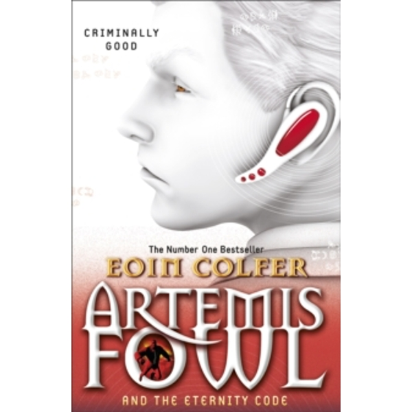 Artemis Fowl and the Eternity Code by Eoin Colfer (Paperback, 2011)