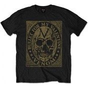 Bullet For My Valentine - Venom Skull Men's Medium T-Shirt - Black