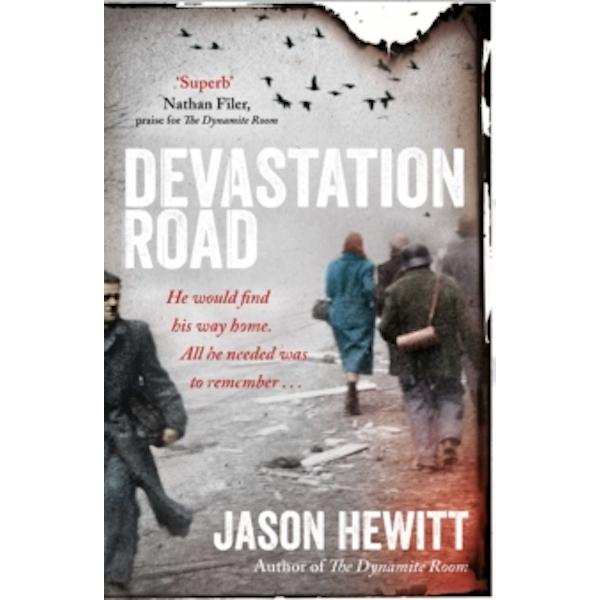 Devastation Road by Hewitt (Hardback, 2015)